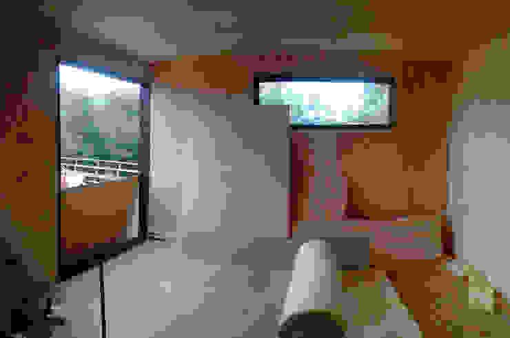 Casa Madera Minimalista 50m2 Casas de estilo minimalista de Incove - Casas de madera minimalistas Minimalista