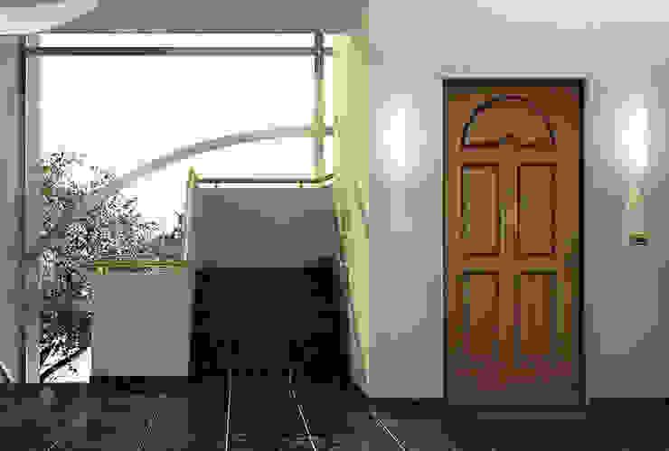 ALBA門窗意大利進口滑軌門,現代簡約品質: 極簡主義  by 北京恒邦信大国际贸易有限公司, 簡約風