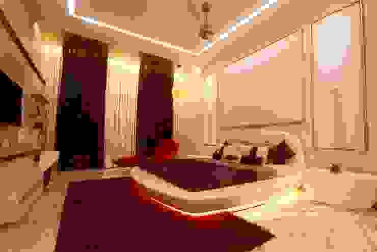 Bedroom Design Ideas Modern style bedroom by Innerspace Modern