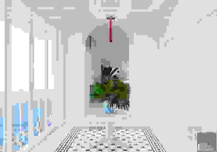 Thiết kế biệt thự theo phong cách Đông Dương – Vẻ đẹp giá trị thời gian bởi ICON INTERIOR Châu Á