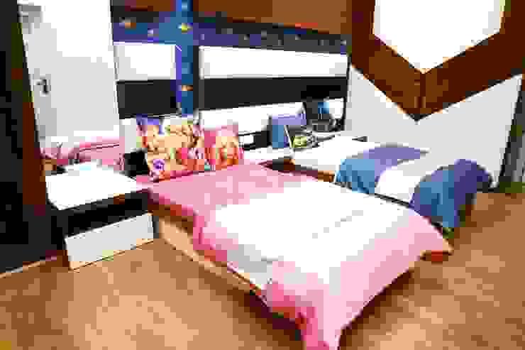 Kids Bedroom Design Ideas homify Modern style bedroom