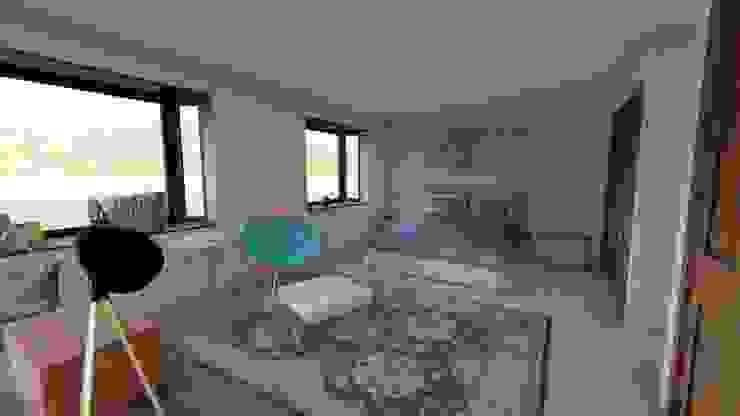 Dormitorio principal en suite Dormitorios de estilo clásico de Ekeko arquitectura - Coquimbo Clásico Compuestos de madera y plástico