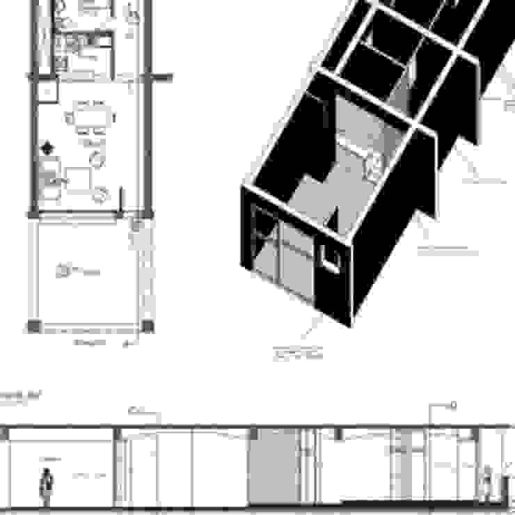 SERVICIOS DE ARQUITECTURA, DISEÑO Y ESPECIALIDADES. de Hector Arquitecto Moderno Concreto reforzado