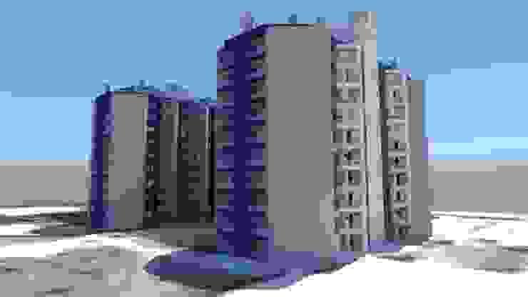 ARQUITECTO de Hector Arquitecto Ecléctico Concreto reforzado