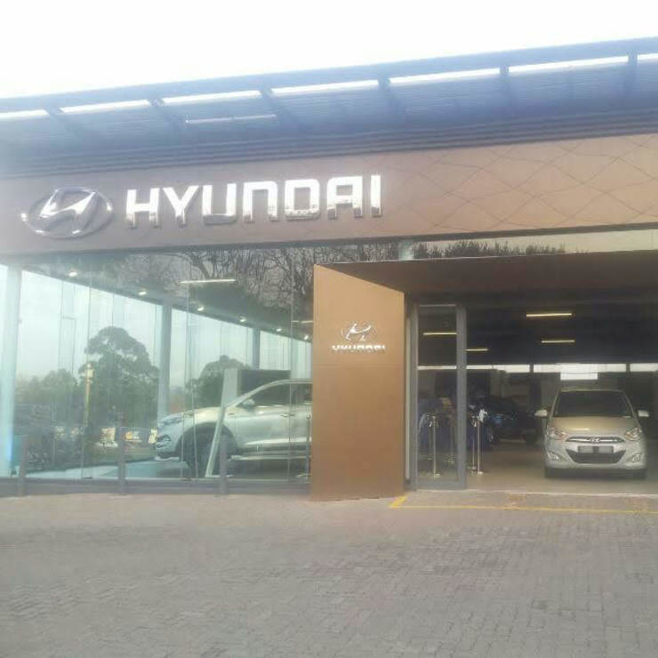 Hyundai by Chic Construction