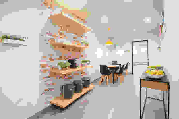 Soc Dansa Estudi Aura, decoradores y diseñadores de interiores en Barcelona Escuelas de estilo moderno