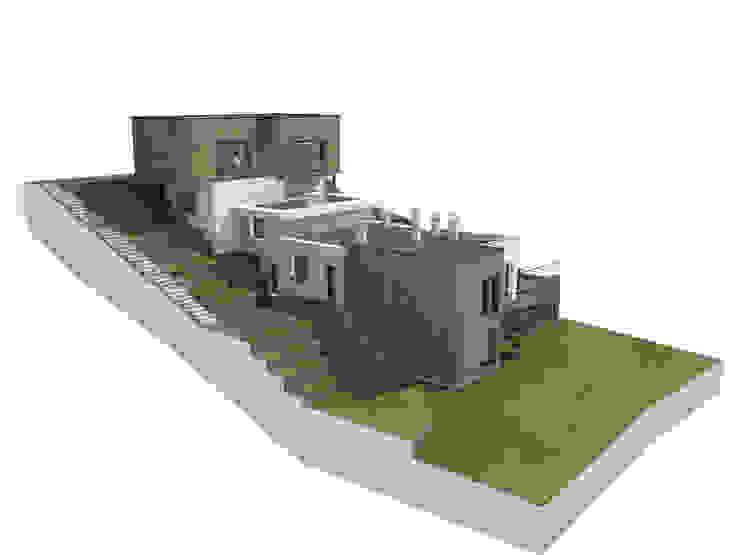 MEDAH ARCHITECTURE ET ECO LOGIS Single family home