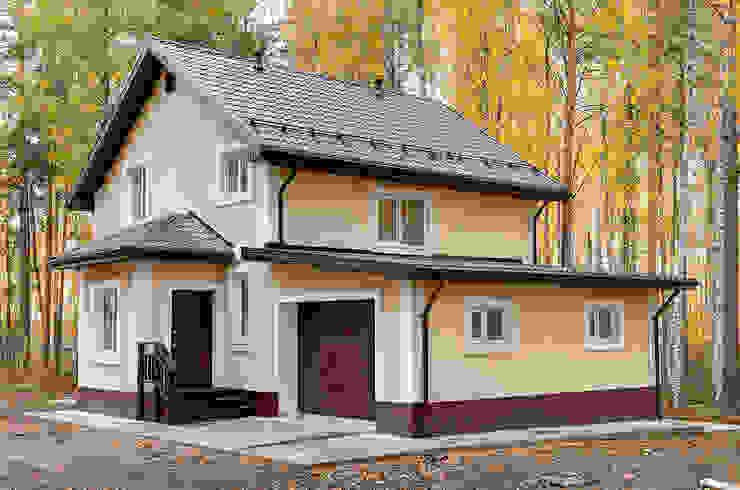 Продается до площадью 152 м2! Дома в классическом стиле от ГК 'Резиденция' Классический