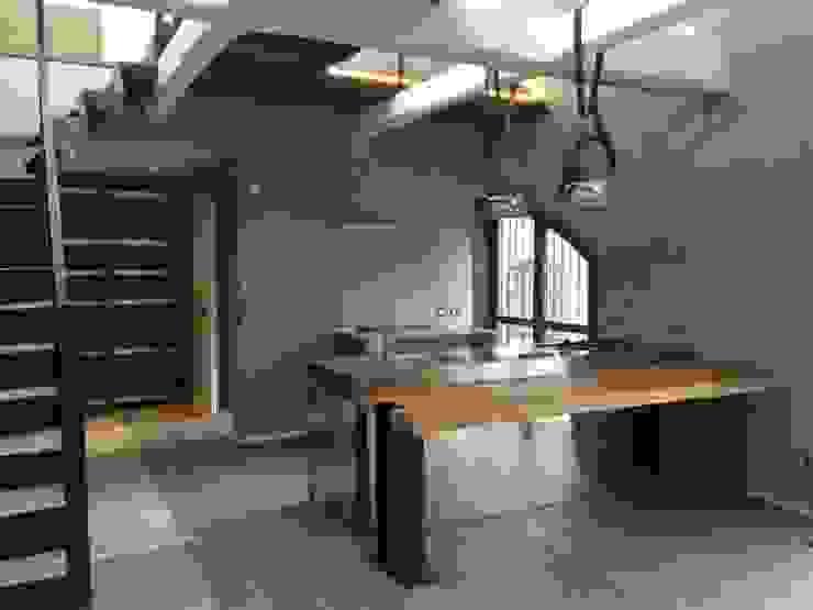 C90 Cucina Freestanding by SteellArt | homify