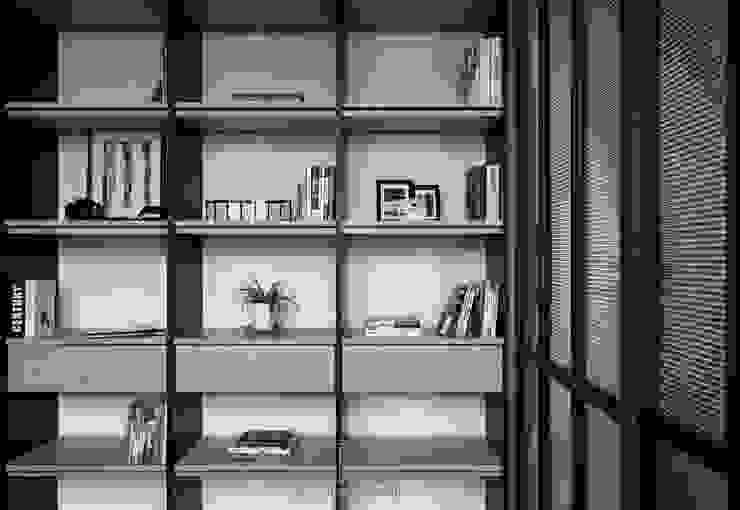 Estudios y oficinas de estilo  por 湘頡設計,