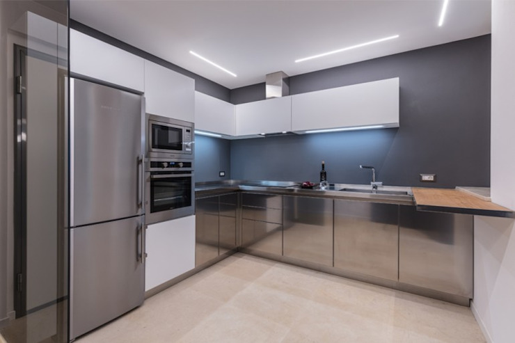 SteellArt Modern kitchen Iron/Steel