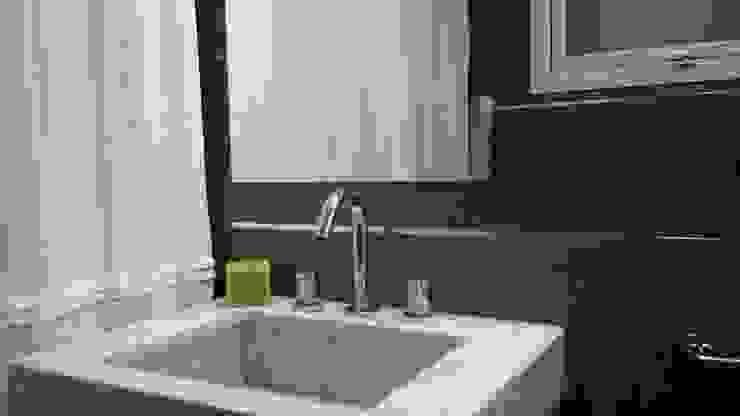 Baño completo Arquimundo 3g - Diseño de Interiores - Ciudad de Buenos Aires Baños modernos