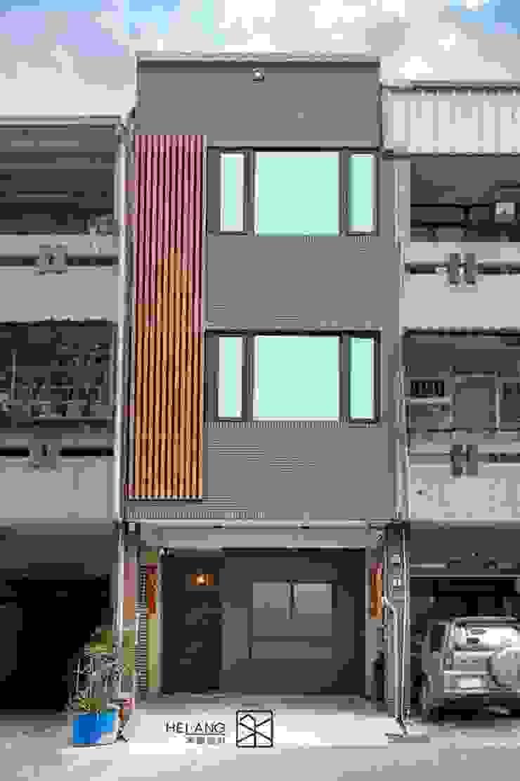 外觀拉皮 根據 禾廊室內設計 北歐風 磁磚