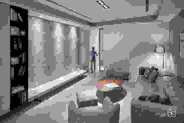 大理石牆面 根據 禾廊室內設計 北歐風 大理石
