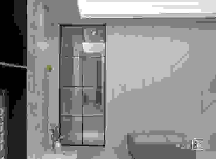 鐵件門 by 禾廊室內設計 Scandinavian