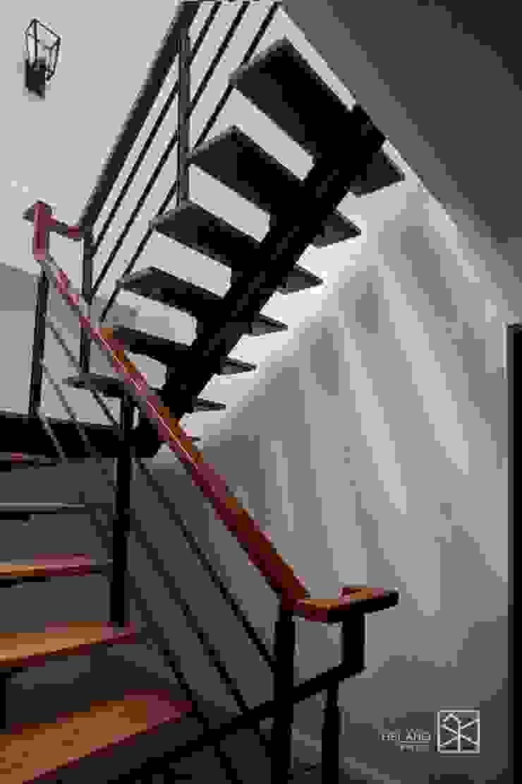 龍骨梯 根據 禾廊室內設計 北歐風