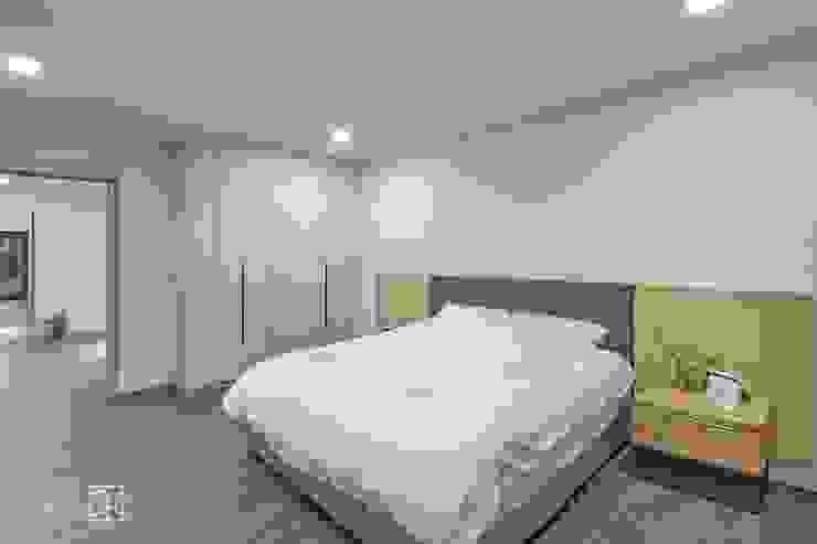 臥室 根據 禾廊室內設計 北歐風