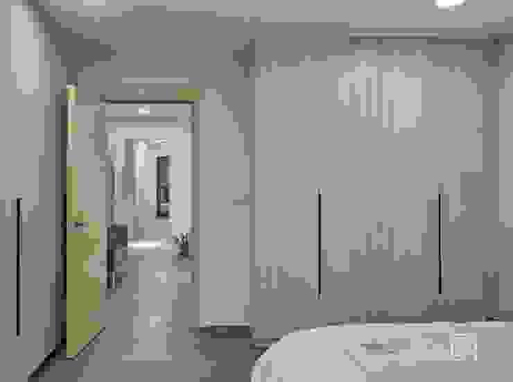 衣櫃 斯堪的納維亞風格的走廊,走廊和樓梯 根據 禾廊室內設計 北歐風