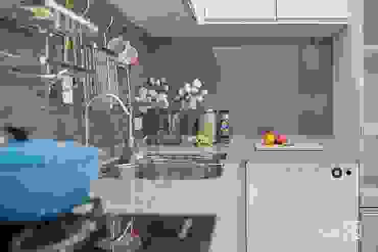 廚房 根據 禾廊室內設計 北歐風
