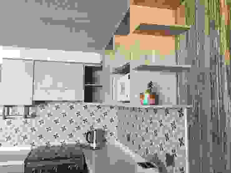 Remodelación de cocina de homify Minimalista
