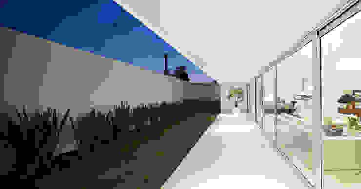 Taman Minimalis Oleh GLR Arquitectos Minimalis