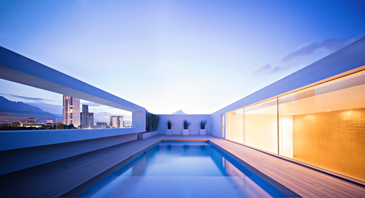 Oleh GLR Arquitectos Minimalis