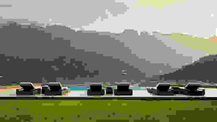 GLR Arquitectos Pool