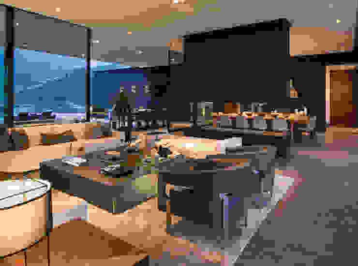 GLR Arquitectos Living room