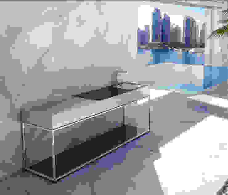 Outdoor Kitchen: modern  by Atria Designs Inc.,Modern