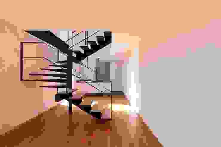 Escalera Sala Global Woods Escaleras Madera Acabado en madera