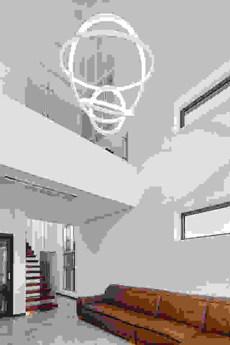 거실 모던스타일 거실 by 건축사사무소 카안 |Architect firm KAAN 모던