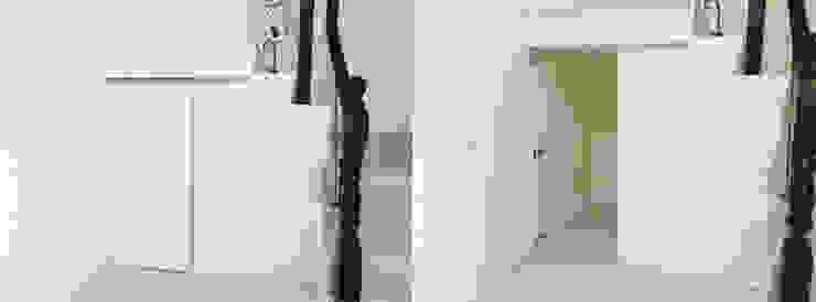 樓梯下面空間收納 根據 圓方空間設計 簡約風 合板