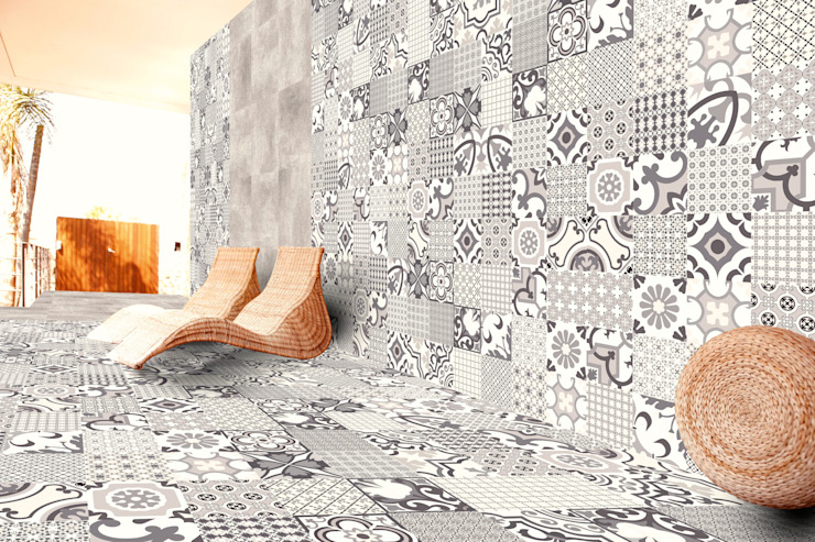 Kavana Revestimientos Murs & SolsRevêtements de mur et de sol