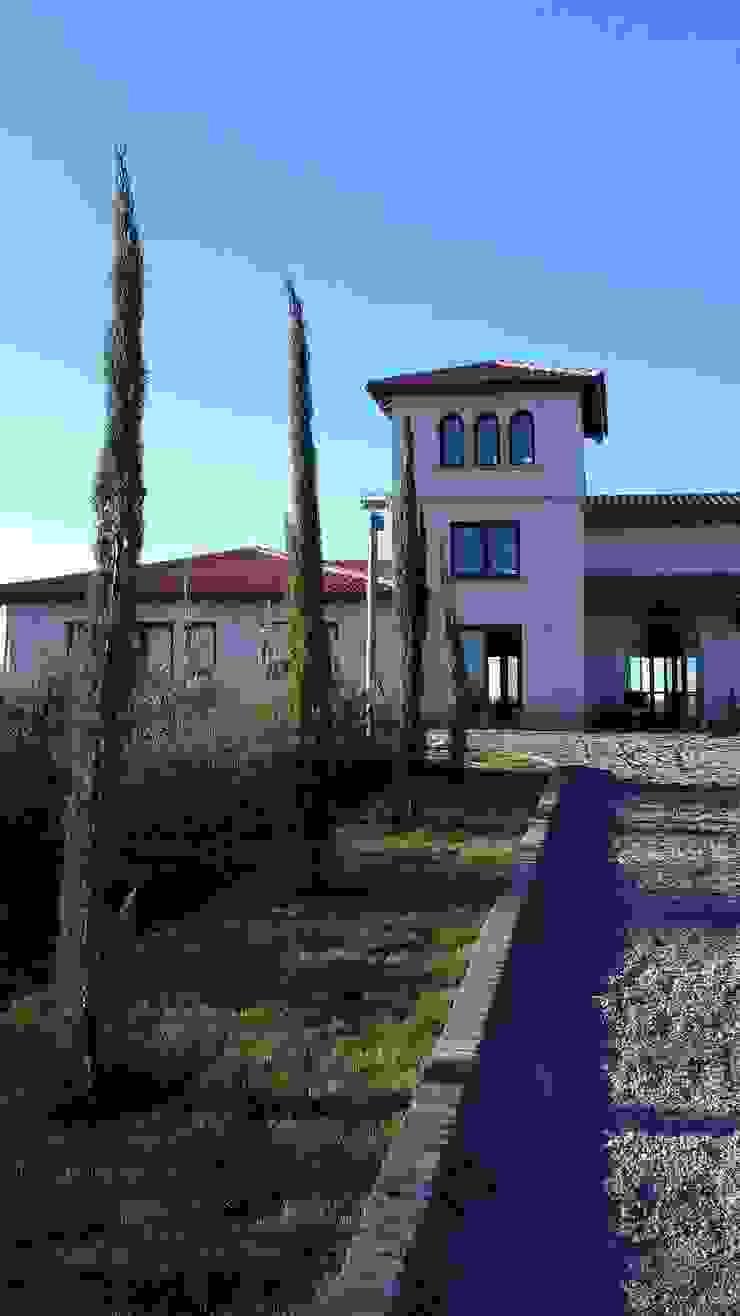 Vivienda en Algodon – Lote E26 de Azcona Vega Arquitectos Rural