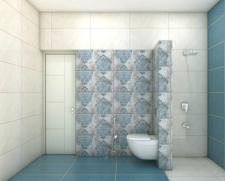 Asian style bathroom by shree lalitha consultants Asian Plywood