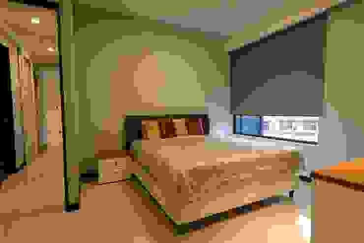 主臥室 根據 果仁室內裝修設計有限公司 古典風