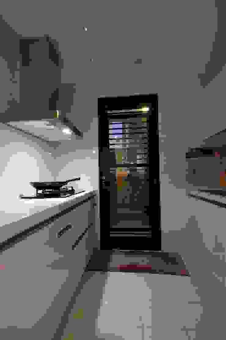 厨房 根據 果仁室內裝修設計有限公司 古典風