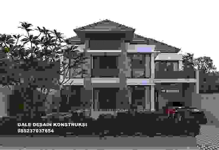 Rumah Tropis Oleh Gale Desain Konstruksi