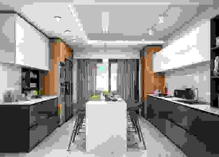 Cuisine moderne par VERO CONCEPT MİMARLIK Moderne