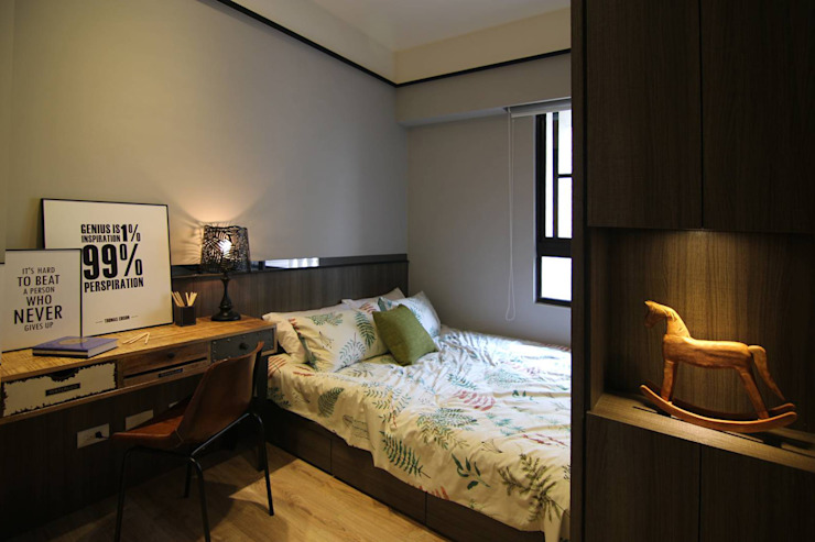 ForHome 輕美式風格的居家空間家具家飾配置 ForHome 室內景觀