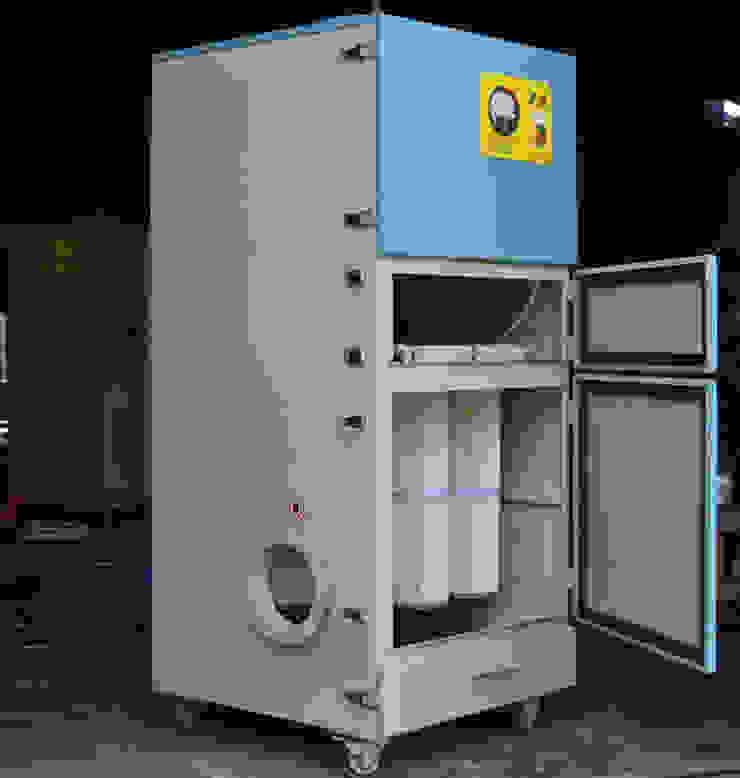 Tủ lọc bụi công nghiệp Dust Collector bởi Công Ty Thiết Bị Công Nghiệp Thuận Phong - TPclean