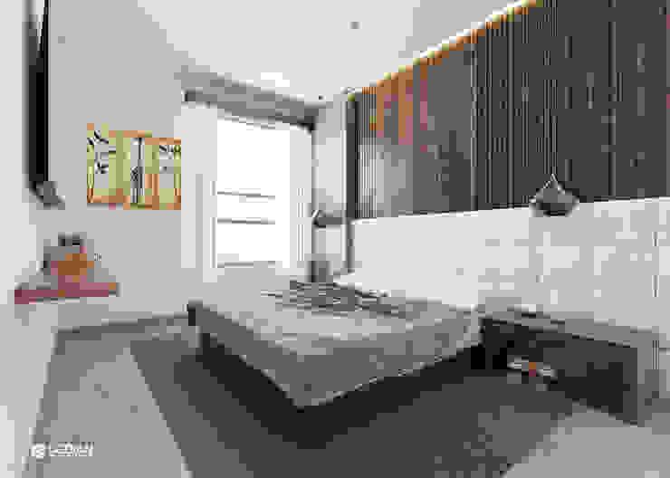 Proyecto Chapultepec II CODIAN CONSTRUCTORA Dormitorios minimalistas