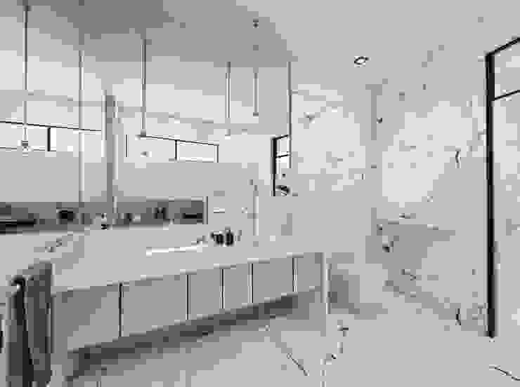 Interior - Baño GA Experimental Baños modernos
