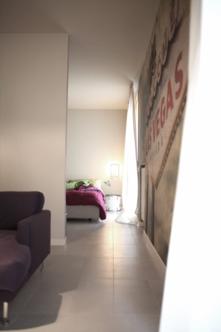 Dormitorios de estilo moderno de Federica Rossi Interior Designer Moderno