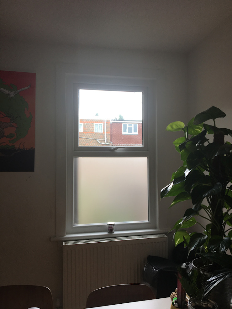Frosting Window Film The Complete Blind Service Ltd