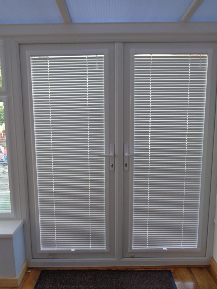 Wooden Blinds in Perfect Fit The Complete Blind Service Ltd