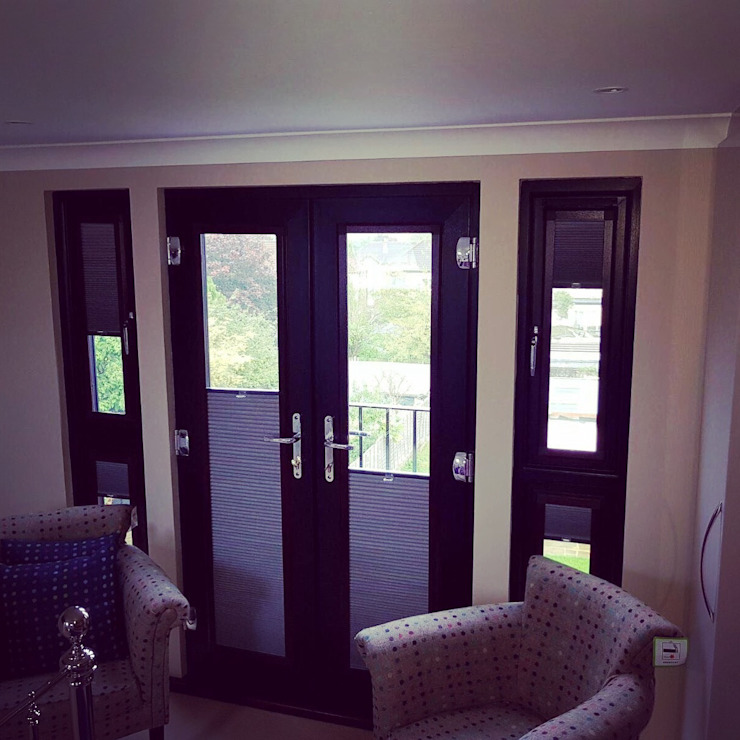 Pleated Perfect Fit Blinds The Complete Blind Service Ltd