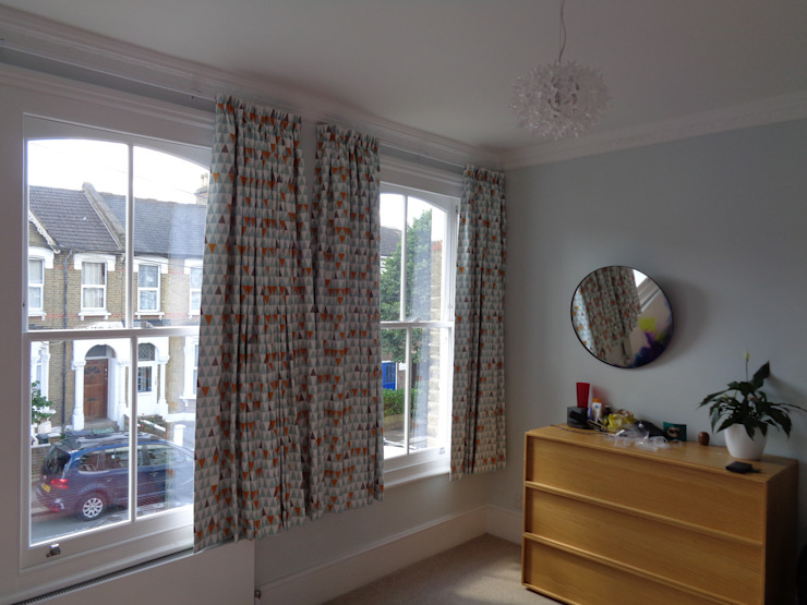 Blackout Lined Curtains The Complete Blind Service Ltd