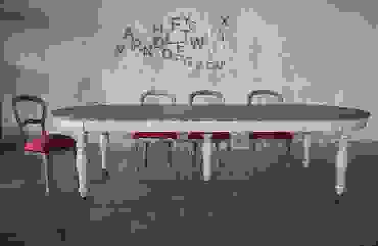 Come arredare la tavola in stile shabby chic - Dress My ...
