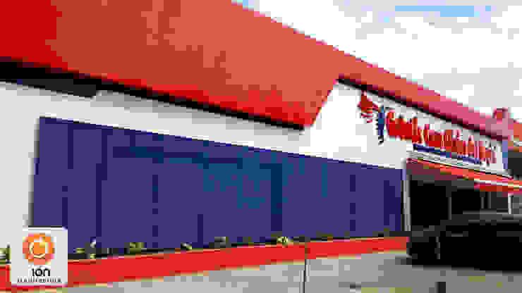 CLINICA DEL RAYON / Reciclaje Arquitectonico / Cali, Colombia Casas modernas de ION arquitectura SAS Moderno